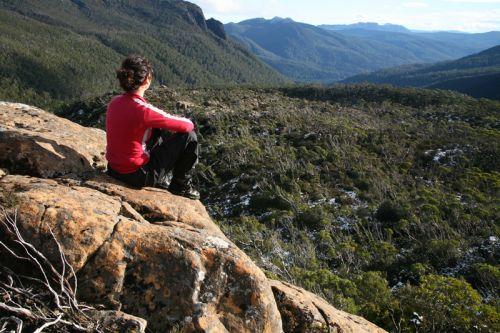 Viewing Tasmania