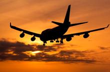 Jet_on_sunrise_3