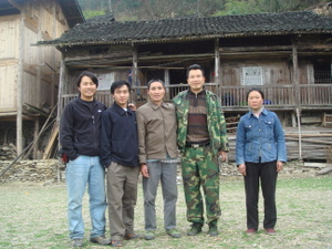 Shiau_in_village